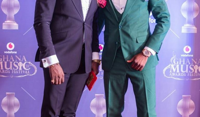 HIT or MISS: What your favorite male stars wore to the 2018 Vodafone Ghana Music Awards
