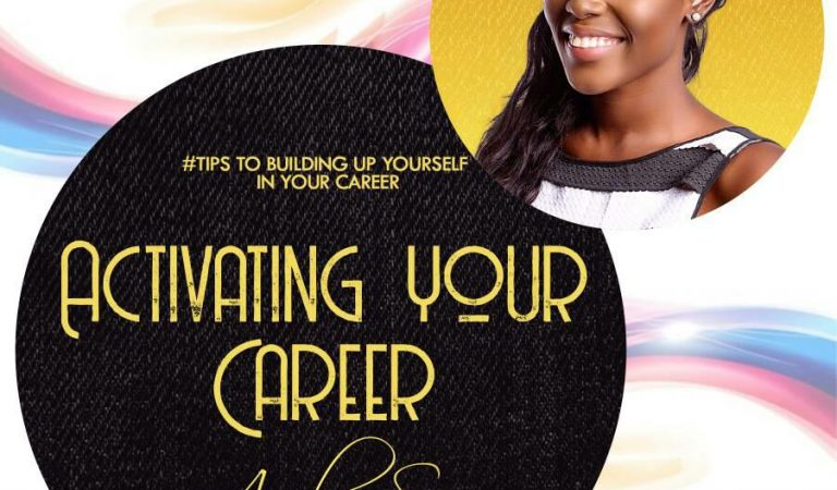 Araba Sey Writes About Activating Your Career Choice