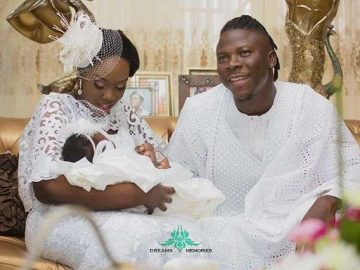 Stonebwoy and Louisa