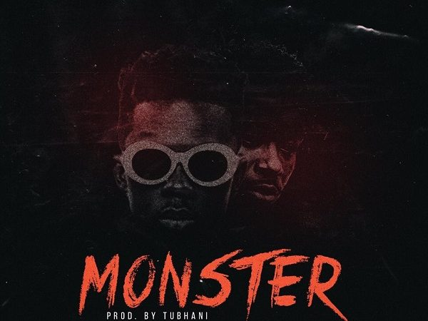 """Strongman features B4Bonah for his new single """"Monster"""""""