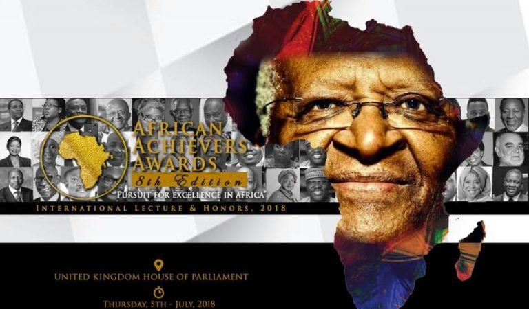 2018 African Achievers Awards to Honour great Africans at the UK House of Parliament