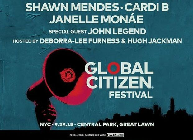 Cardi B, Janet Jackson, The Weeknd & More To Perform At 2018 Global Citizen Festival NYC