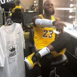 lakers uniform