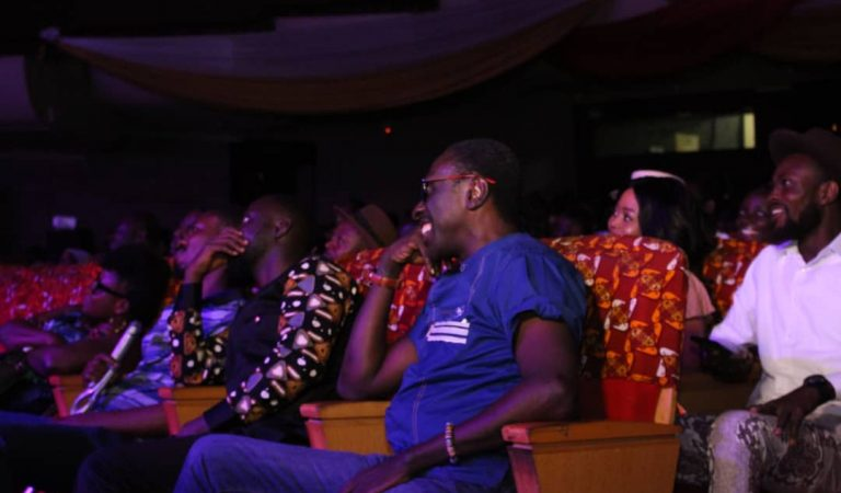 GH comedians proved 'they are worth celebrating'