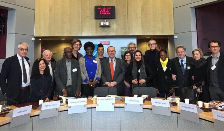 European Commission appoints Roberta Annan on High Level Steering Committee on Culture and Creativity
