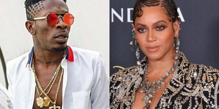 Beyoncé Features Shatta Wale on Lion King Album to be Released on July 19th
