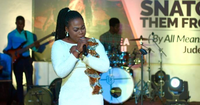 Video: Joyce Blessing - Live Worship Ministration (Blessings