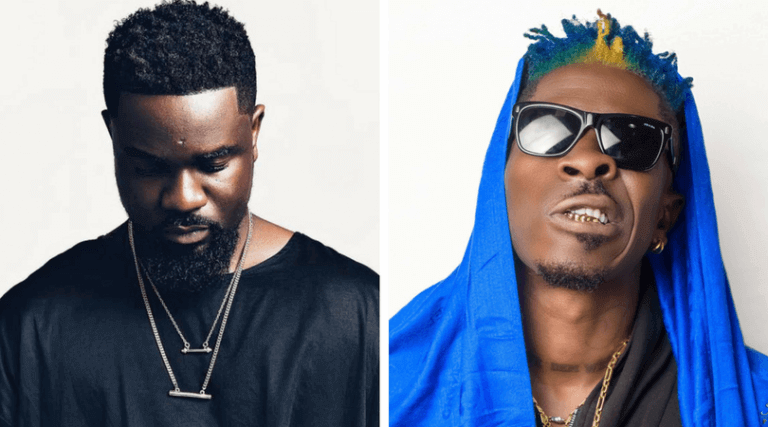 Sarkodie And Stonebwoy React To Shatta Wale's Feature On