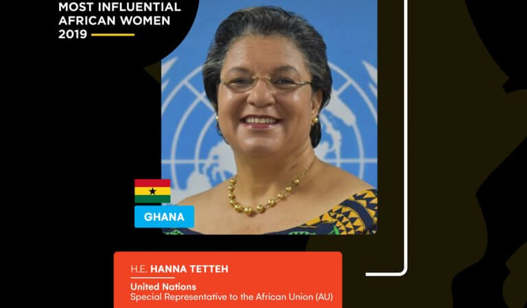 Hanna Tetteh, Amina Mohammed, Angelique Kidjo listed among Avance Media's 2019 100 Most Influential African Women