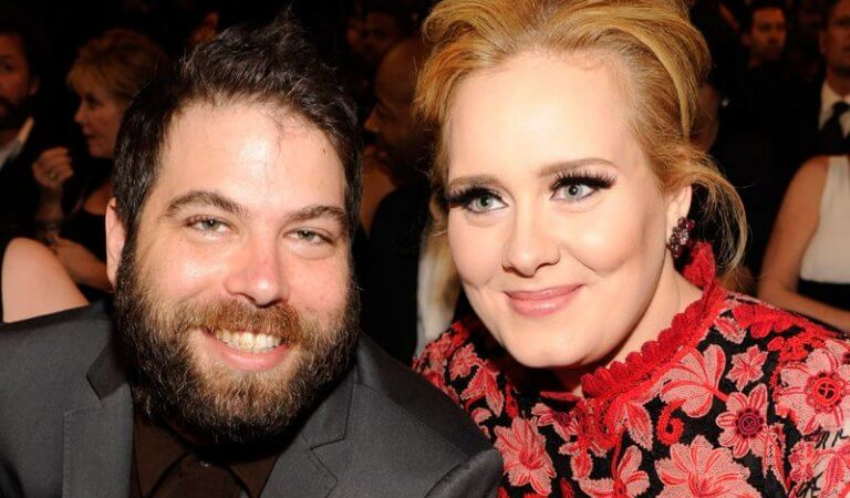 Adele files for divorce from her estranged husband