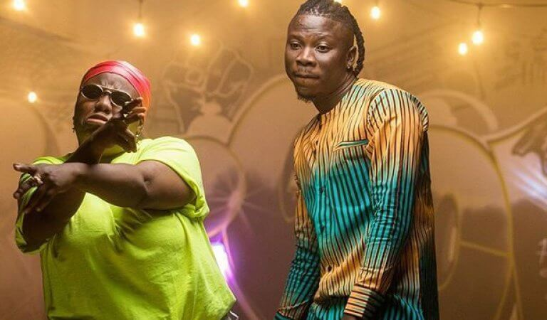 WATCH: Stonebwoy ft. Teni – Ololo (Official Video)