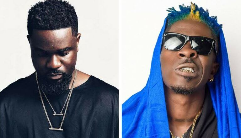 Sarkodie Reacts, 'Oofeetsɔ' song is not a diss to Shatta Wale
