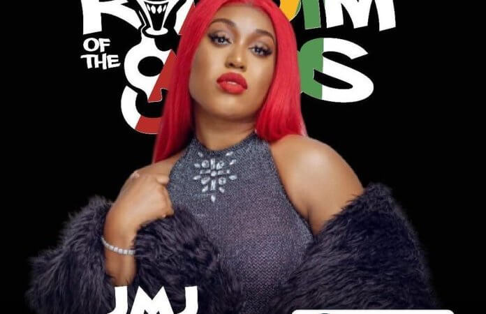 """Fantana Crowned the Queen of the Ladies' Version of """"Riddim of the Gods"""""""